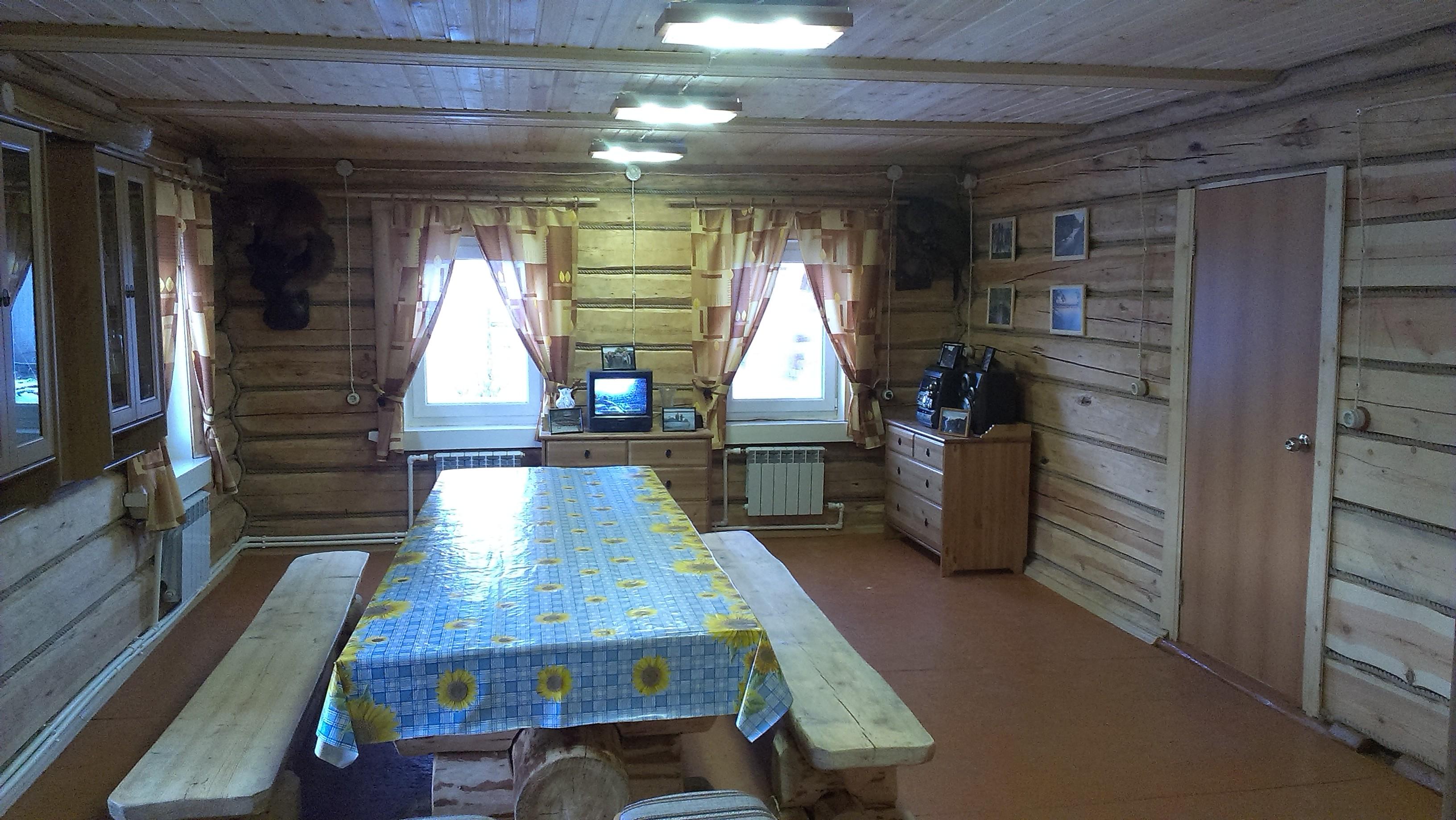 дом рыбака в карелии снять