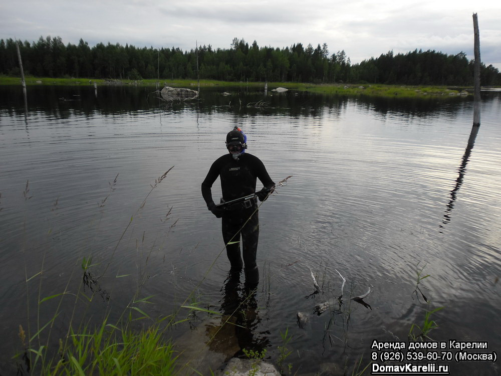в ноябре рыбалка в карелии