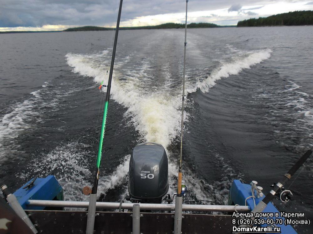куда лучше ехать в карелию на рыбалку