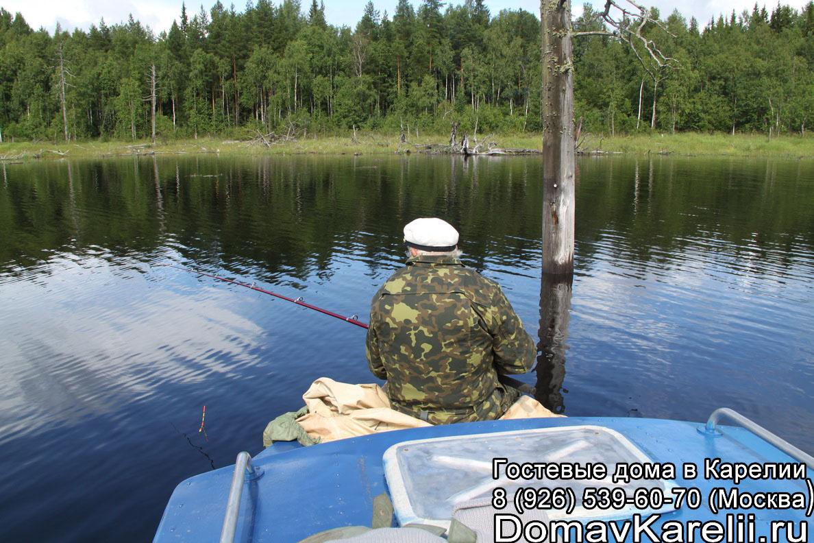 Лучшие места для рыбалки в Республике Карелия